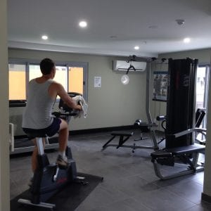 Fitness facilities Darwin