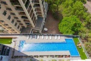 Zen 28 mtre swimming pool Darwin