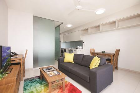 Room Type: One bedroom executive apartment Darwin