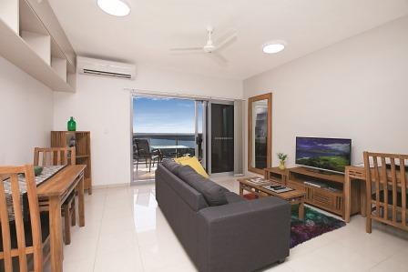 Room Type:  Executive Apartment Darwin Harbour View