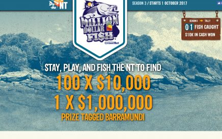 Million Dollar Fish Competition Darwin 2017