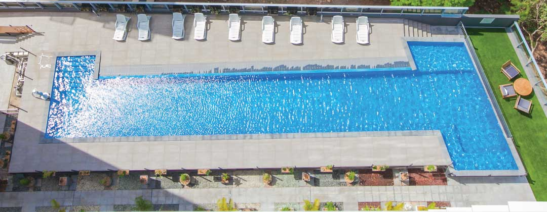 Darwin Hotel Swimming pool
